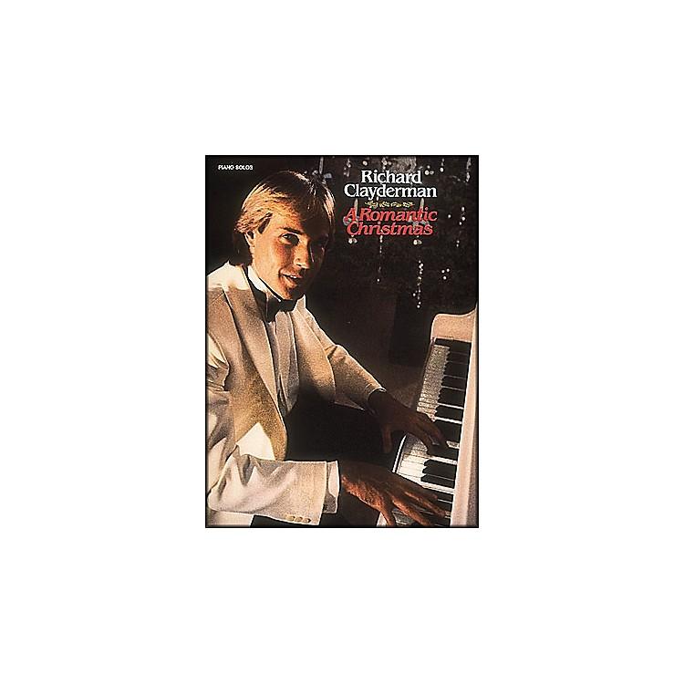 Hal LeonardRichard Clayderman - A Romantic Christmas Piano Solos