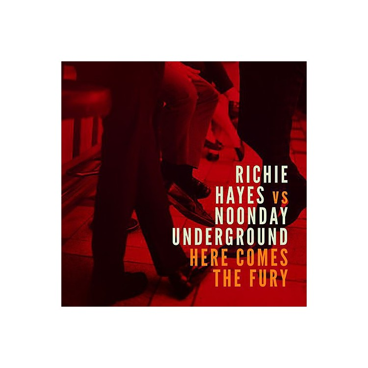 AllianceRichie Hayes vs. Noonday Underground - Here Comes the Fury