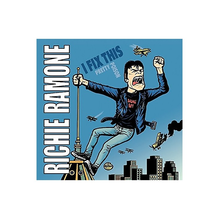 Alliance Richie Ramone - I Fix This