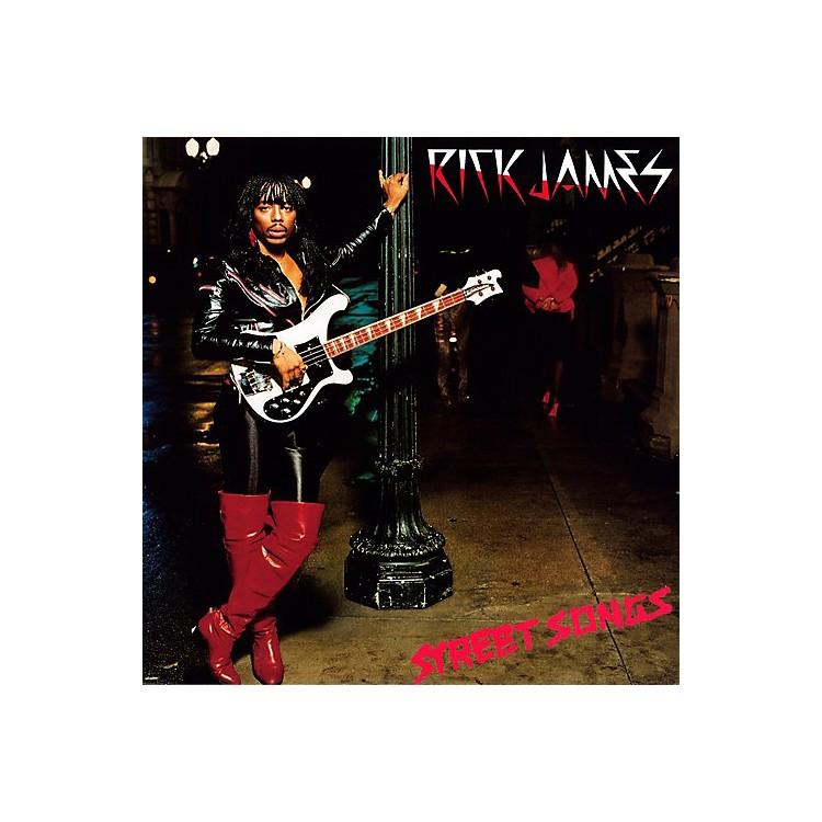 AllianceRick James - Street Songs