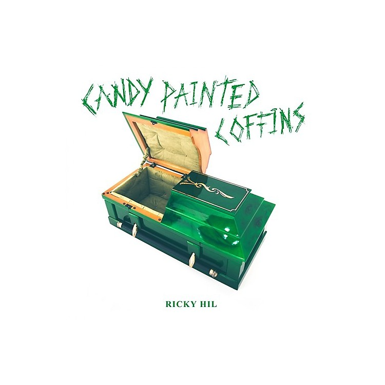 Alliance Ricky Hil - Candy Painted Coffins
