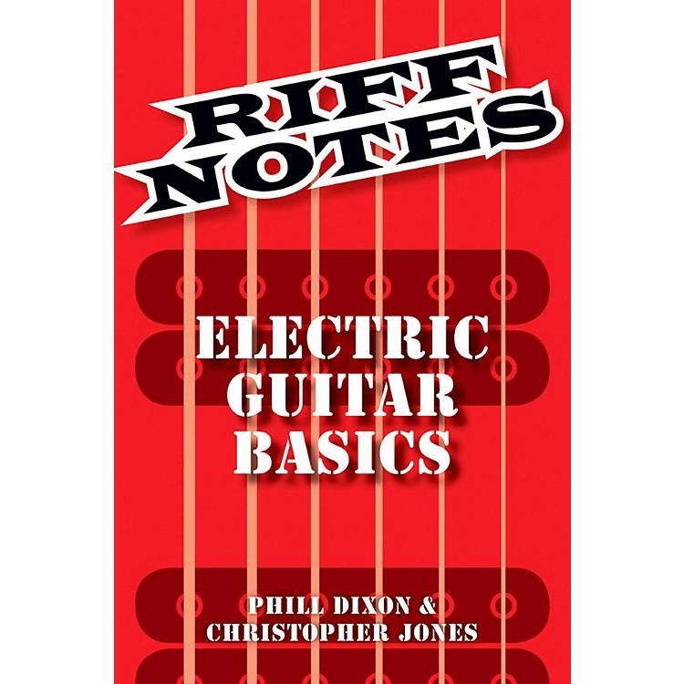 Hal LeonardRiff Notes - Electric Guitar Basics