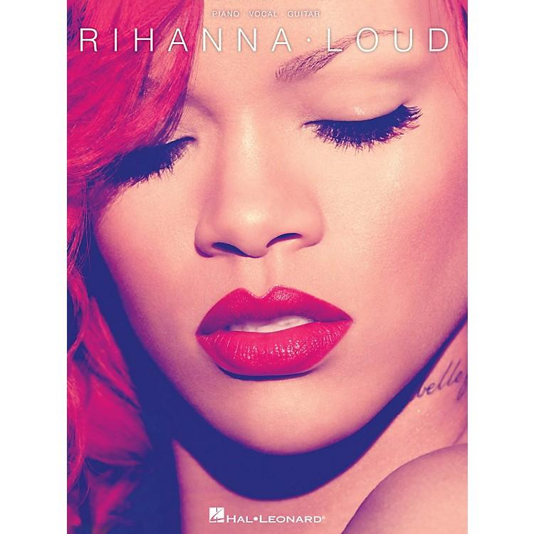 Hal LeonardRihanna - Loud Songbook