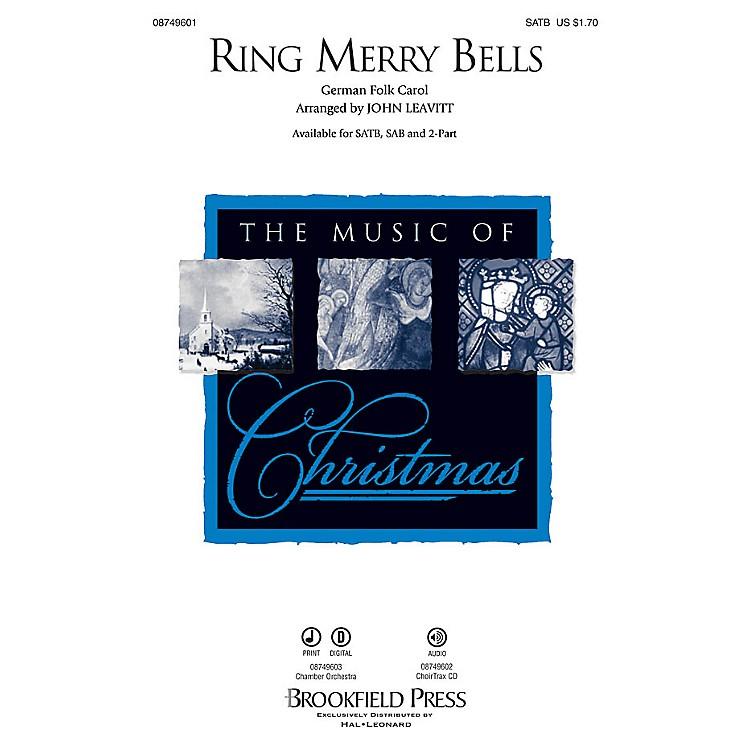 BrookfieldRing Merry Bells 2-Part Arranged by John Leavitt
