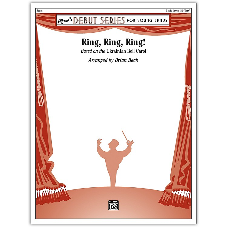 AlfredRing, Ring, Ring! Conductor Score 1.5 (Easy)