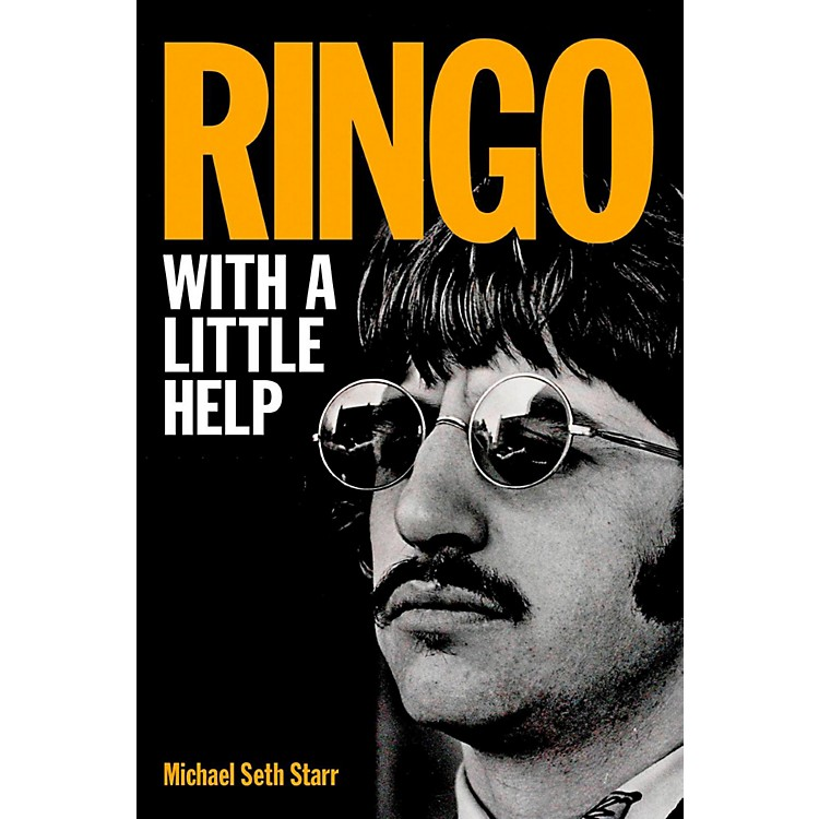 Backbeat Books Ringo: With A Little Help