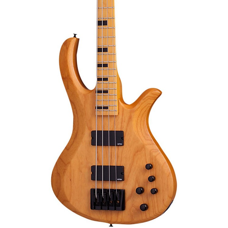 Schecter Guitar ResearchRiot-4 Session Electric Bass GuitarSatin Aged Natural