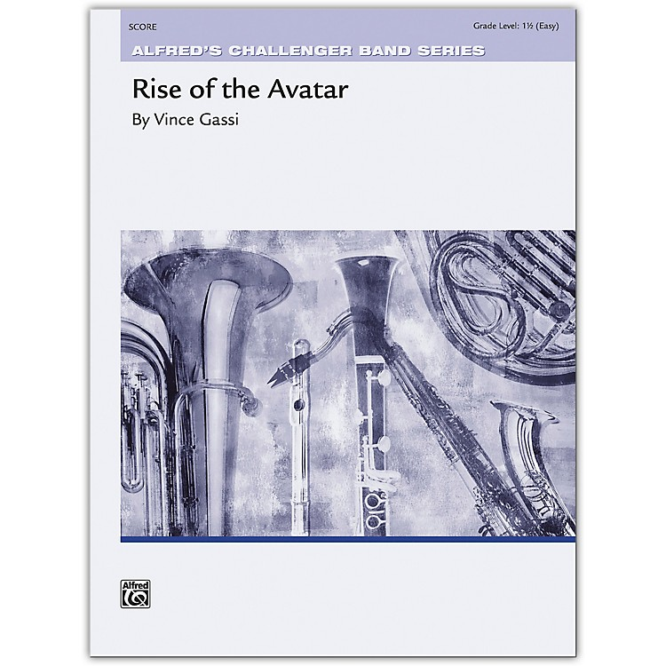 AlfredRise of the Avatar Conductor Score 1.5 (Easy)