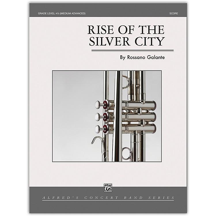 AlfredRise of the Silver City Conductor Score 4.5 (Medium Difficult)