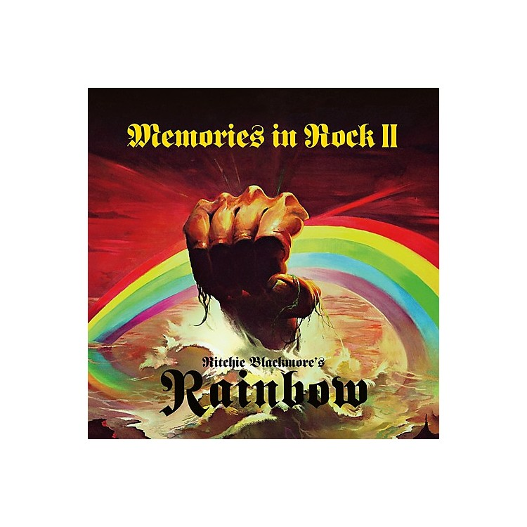 Alliance Ritchie Blackmore's Rainbow - Memories In Rock Ii