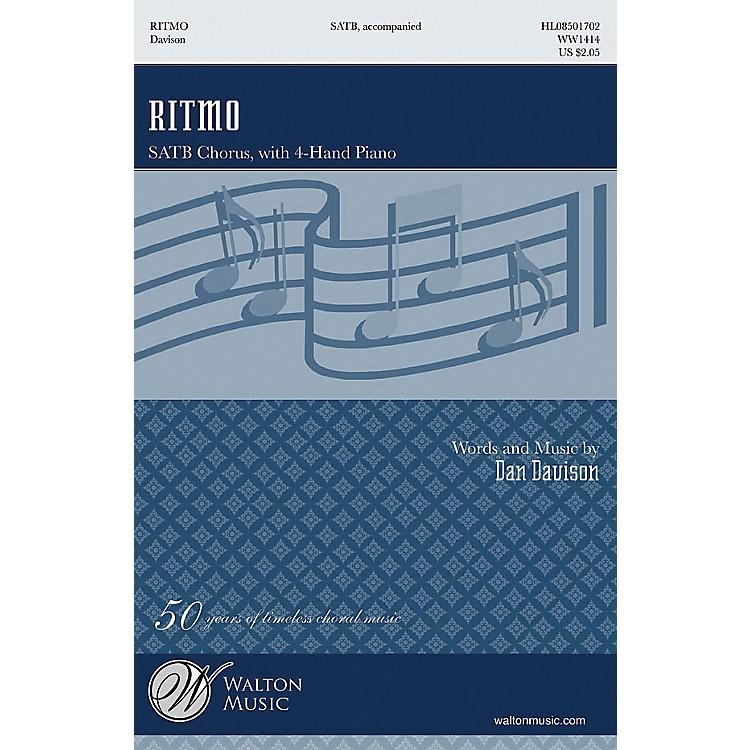 Walton MusicRitmo SATB