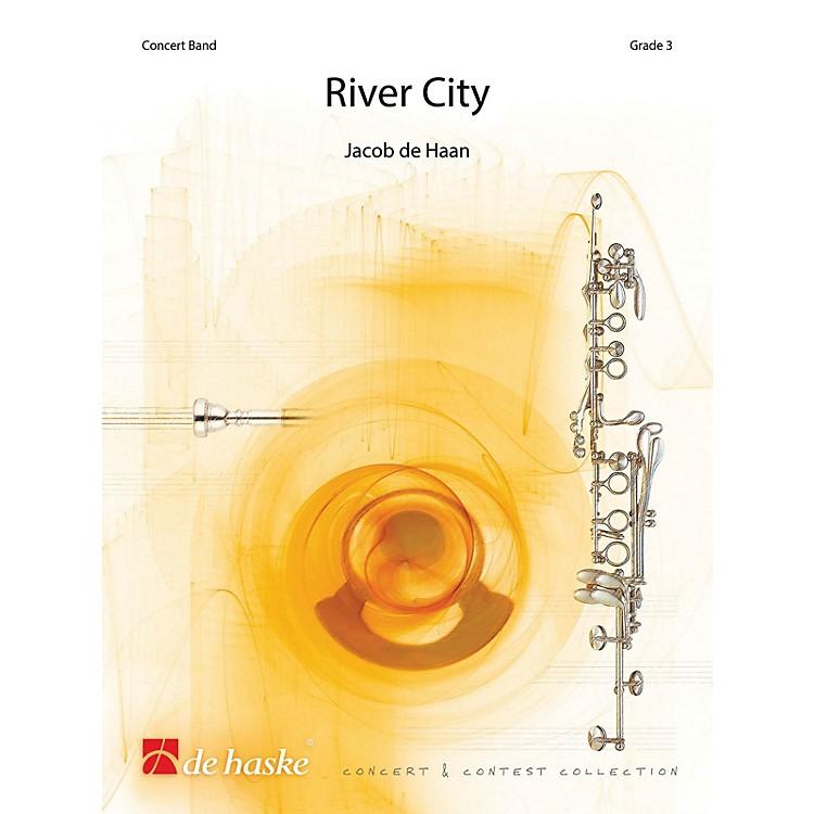 De Haske MusicRiver City Concert Band Level 3 Composed by Jacob de Haan