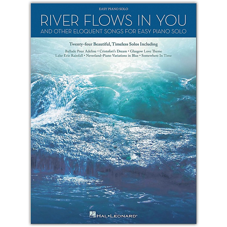 Hal LeonardRiver Flows in You and Other Eloquent Songs for Easy Piano Solo