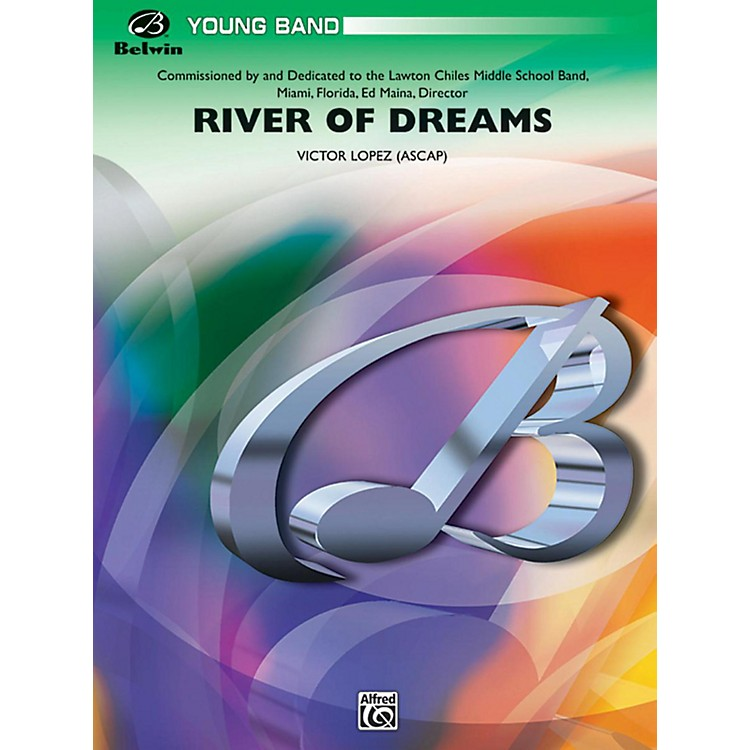 Alfred River of Dreams Concert Band Grade 2 Set