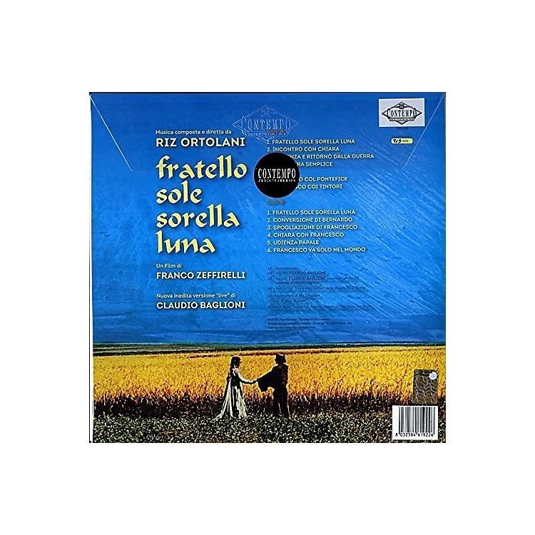 AllianceRiz Ortolani - Fratello Sole Sorella Luna (Original Soundtrack)