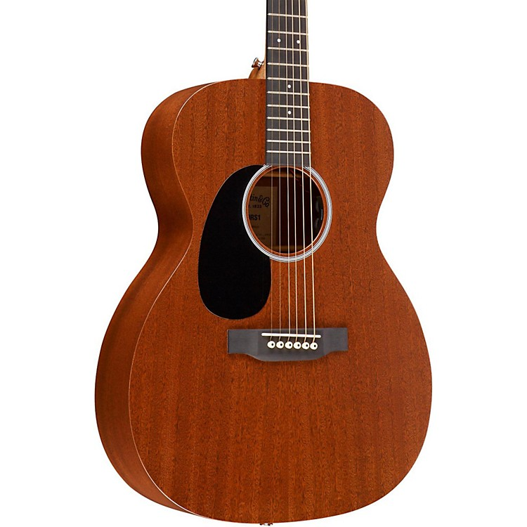 Martin Road Series 000RS1 Auditorium Left-Handed Acoustic-Electric Guitar Natural