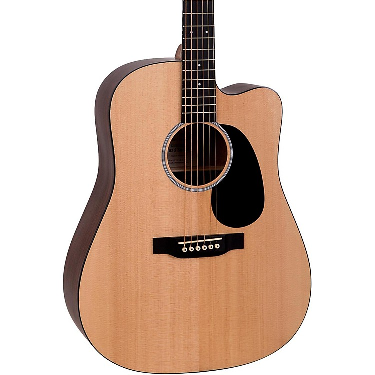 Martin Road Series Custom DCRSGT Dreadnought Acoustic-Electric Guitar Natural