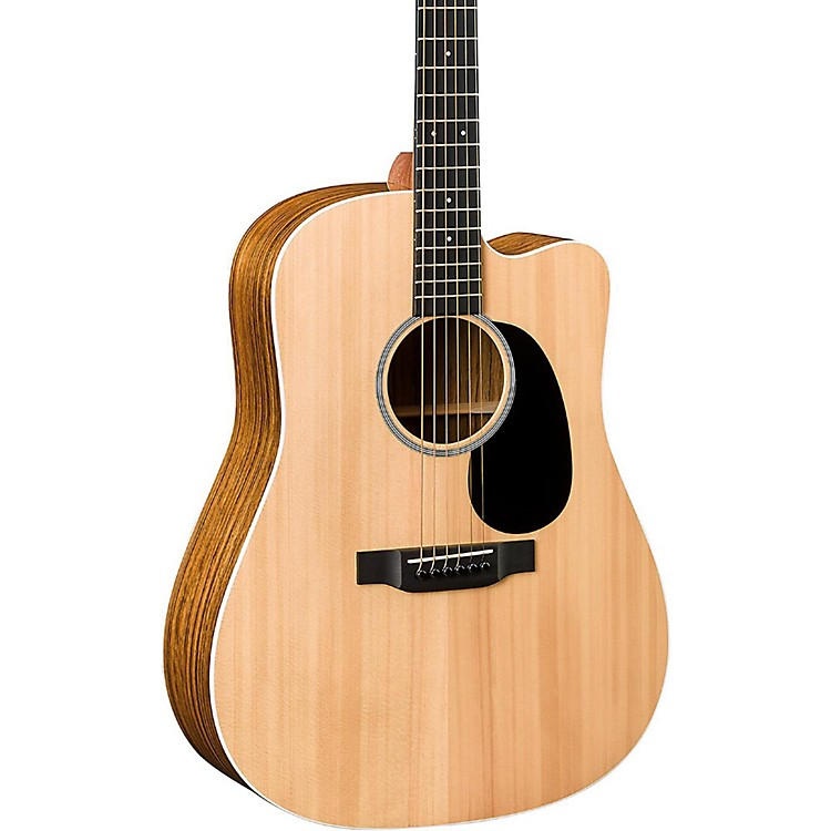 Martin Road Series DCRSG Dreadnought Acoustic-Electric Guitar Natural