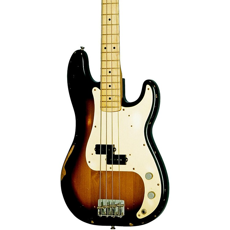 Fender Road Worn '50s Precision Bass 2-Color Sunburst