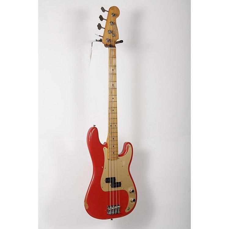 FenderRoad Worn '50s Precision BassFiesta Red888365896069