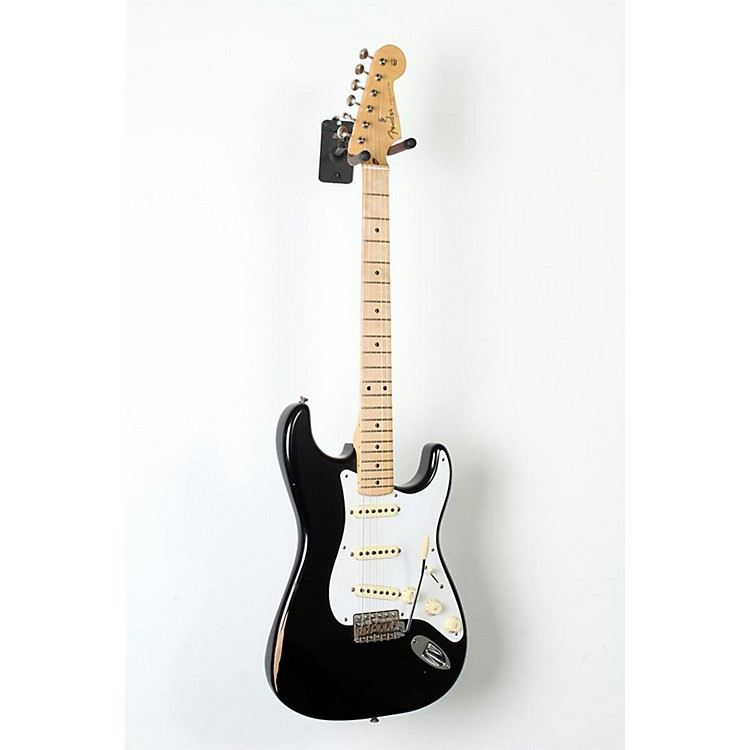 FenderRoad Worn '50s Stratocaster Electric GuitarBlack888365851235