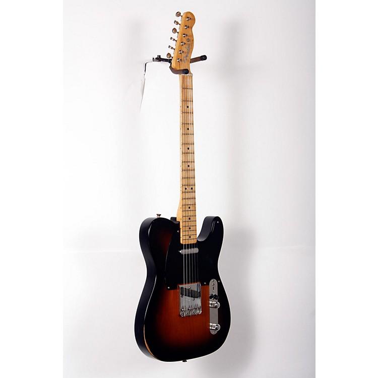 FenderRoad Worn '50s Telecaster Electric Guitar2-Color Sunburst888365853536