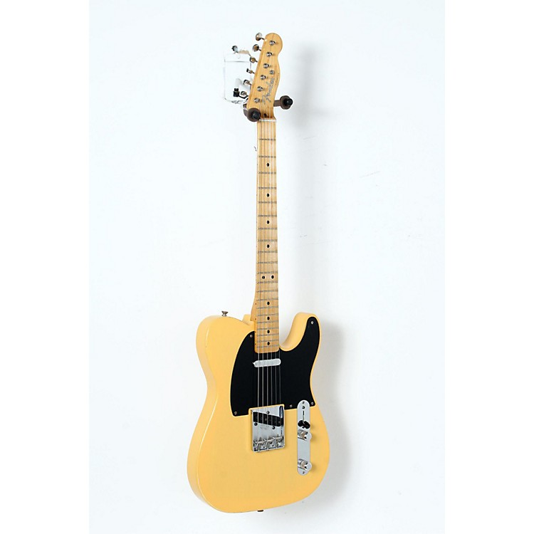 Fender Road Worn '50s Telecaster Electric Guitar Blonde 888365855707
