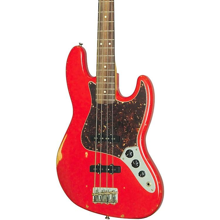 FenderRoad Worn '60s Jazz BassFiesta Red