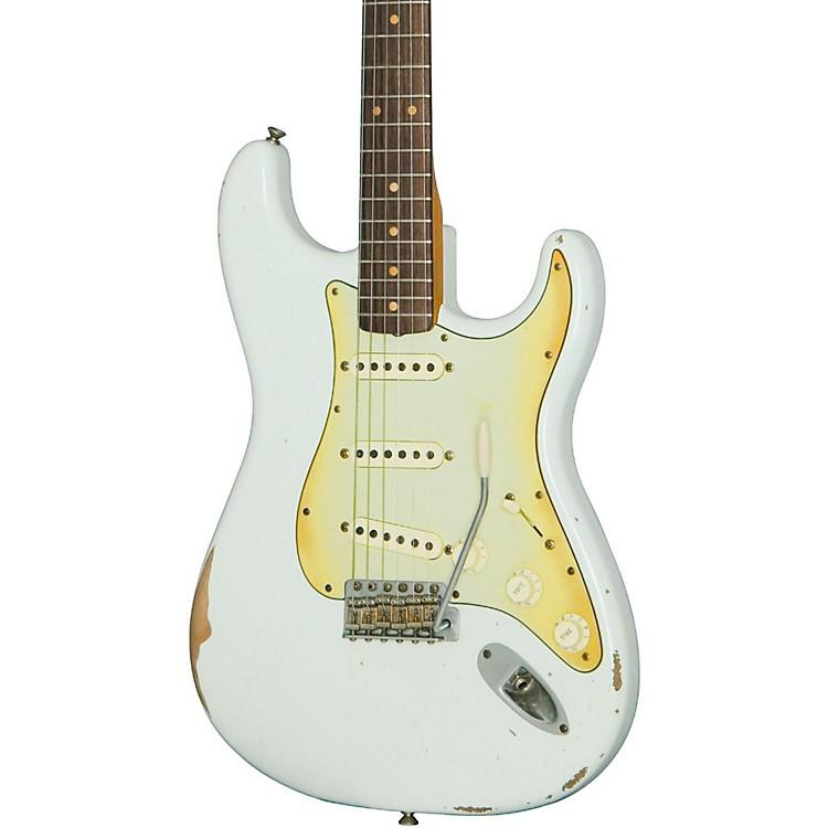 FenderRoad Worn '60s Stratocaster Electric GuitarOlympic White