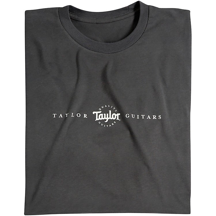 TaylorRoadie T-Shirt CharcoalXX Large