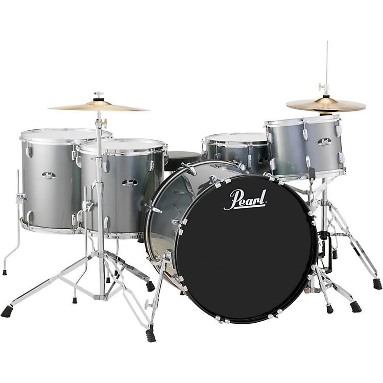 PearlRoadshow 5-Piece Rock Drum SetCharcoal Metallic