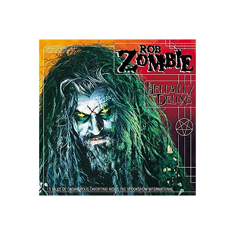AllianceRob Zombie - Hellbilly Deluxe