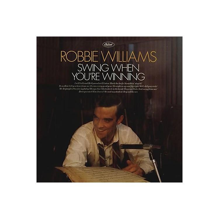 AllianceRobbie Williams - Swing When You're Winning