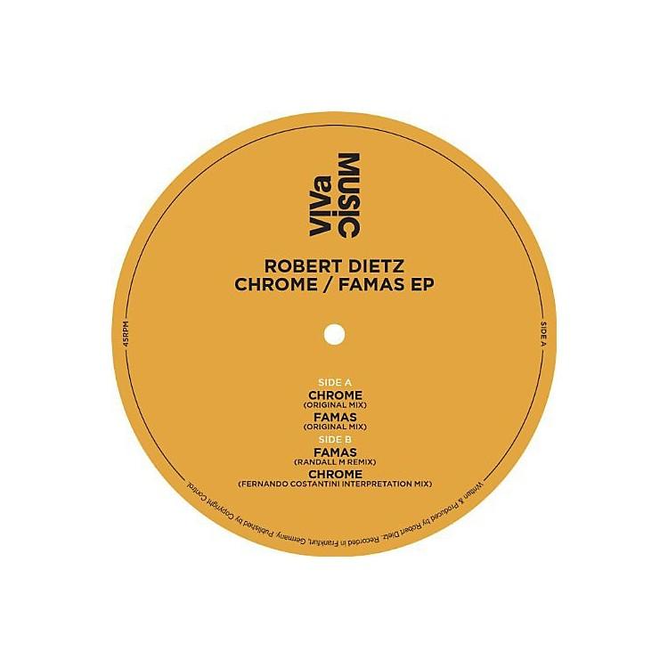 AllianceRobert Dietz - Chrome/Famas EP