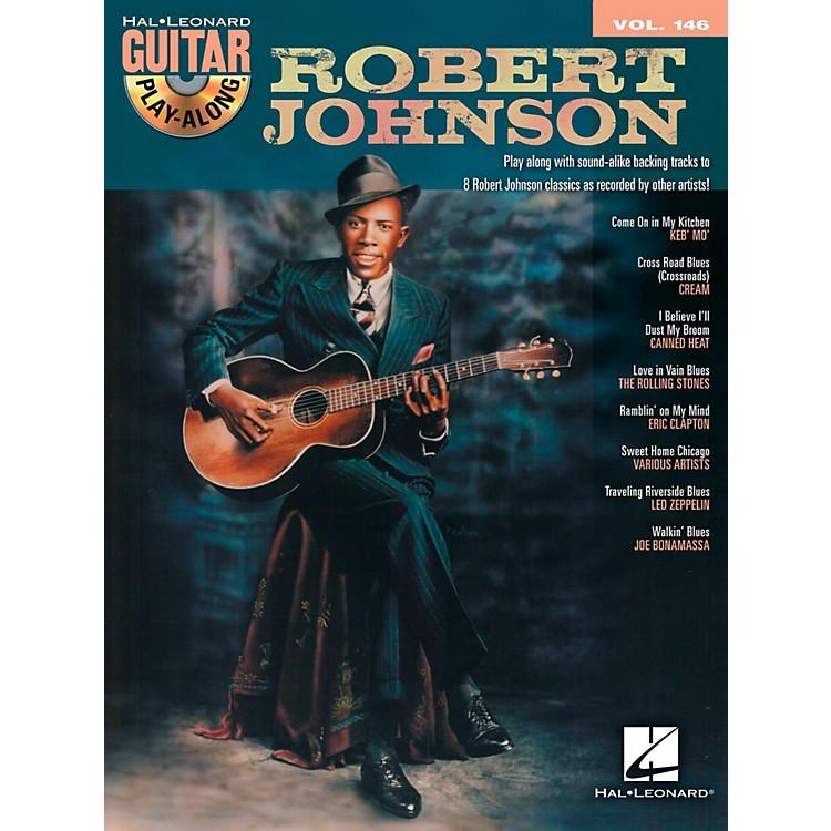 Hal LeonardRobert Johnson - Guitar Play-Along Volume 146 Book/CD