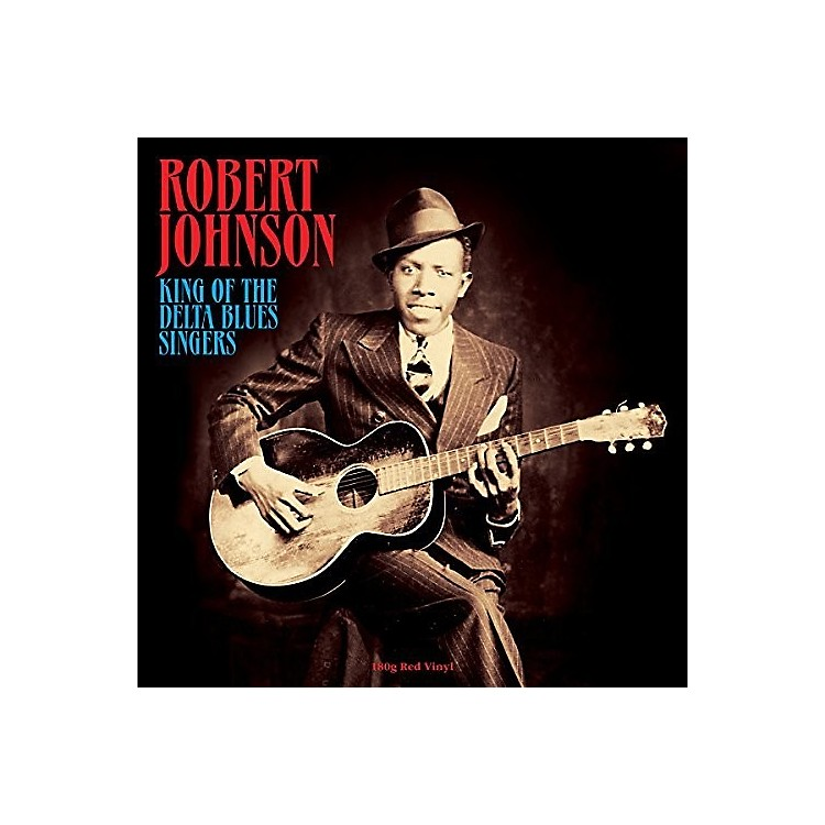 Alliance Robert Johnson - King Of The Delta Blues Singers