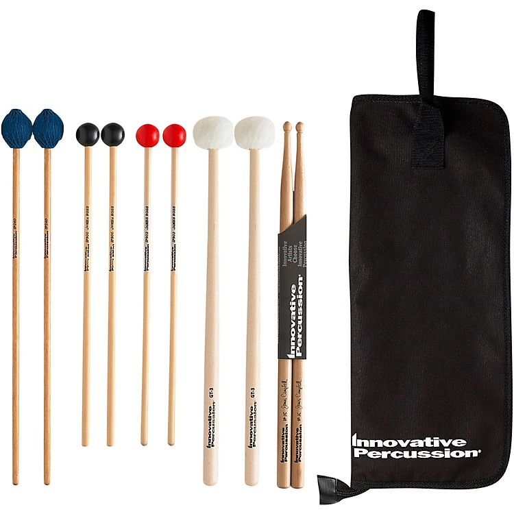 Innovative PercussionRobert Parks Intermediate Mallet Pack