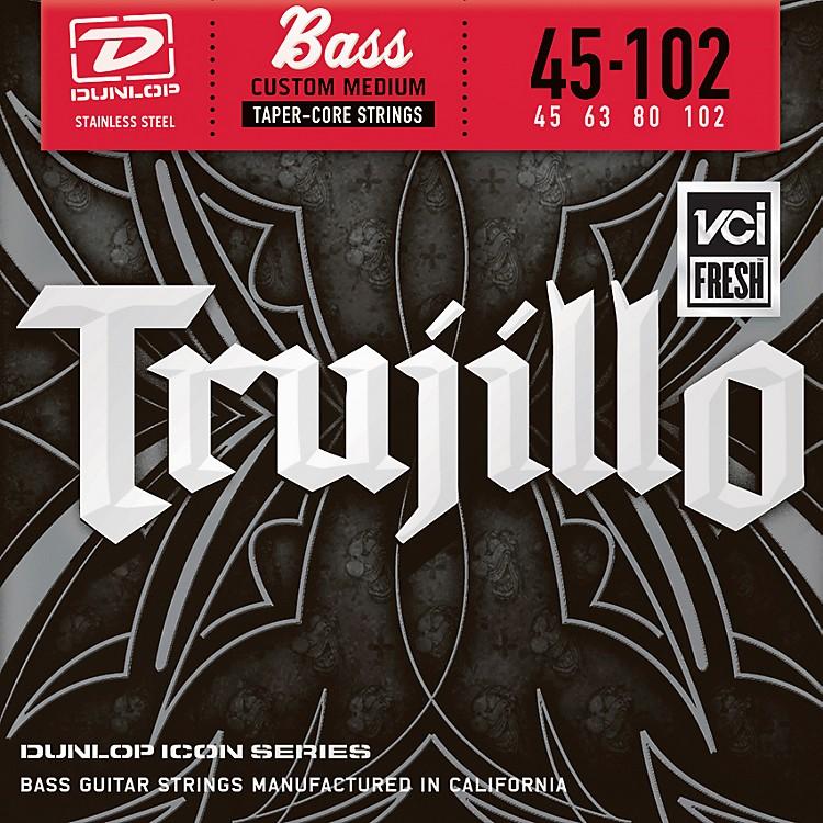 DunlopRobert Trujillo Icon Series Bass Guitar Strings - 4 String Set