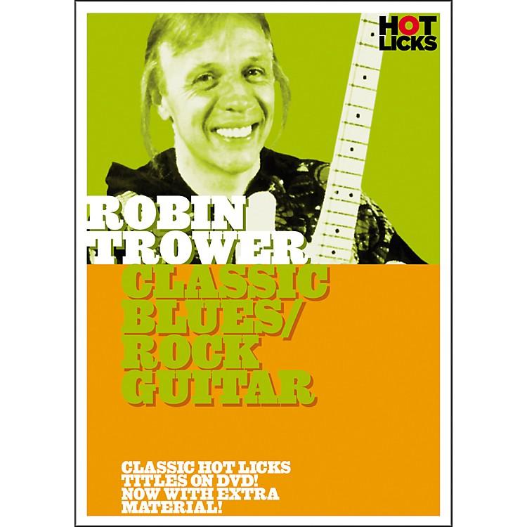 Hot LicksRobin Trower: Classic Blues Rock Guitar DVD