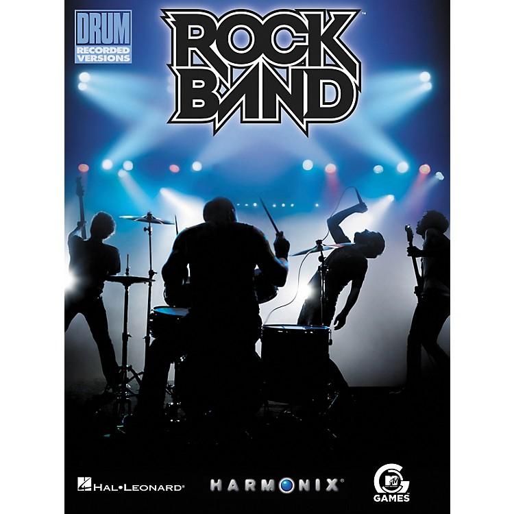 Hal LeonardRock Band Drum Songbook