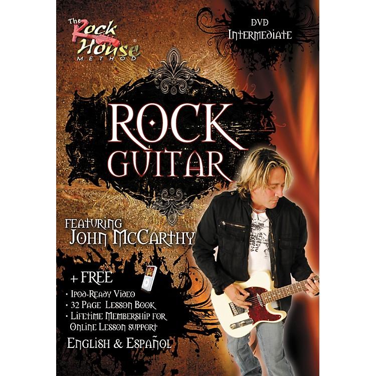 Hal LeonardRock Guitar Intermediate (DVD)