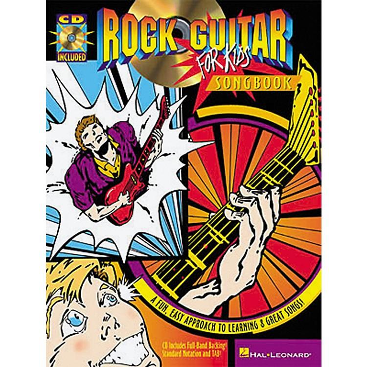 Hal LeonardRock Guitar for Kids Songbook