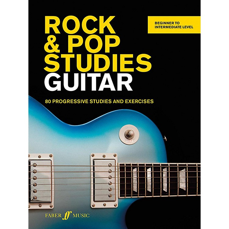 Faber Music LTDRock & Pop Studies Guitar Book