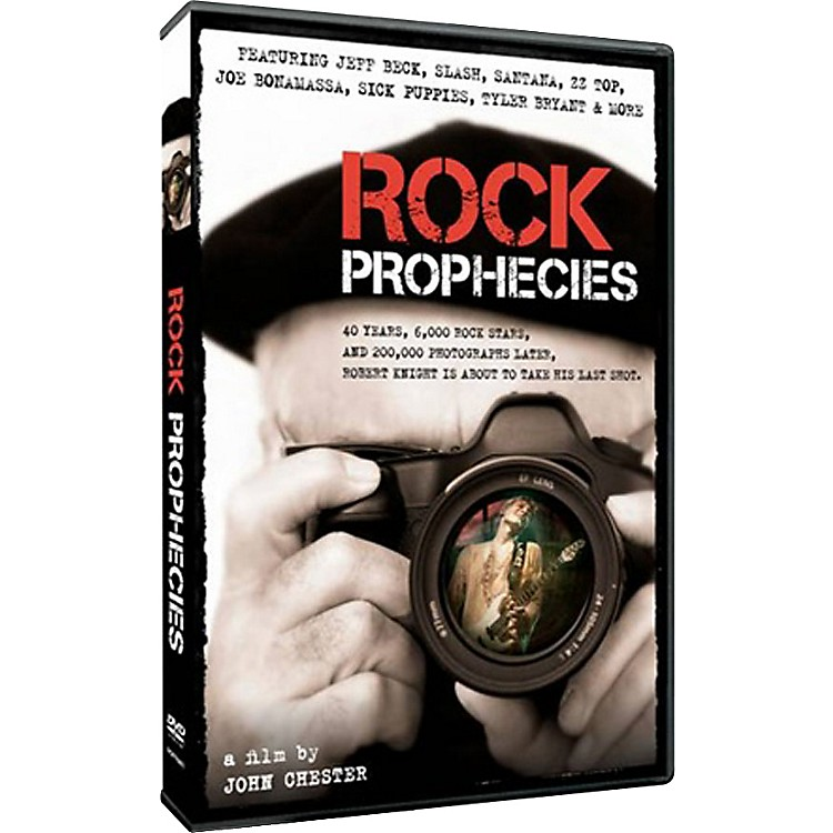 Gear One Rock Prophecies DVD