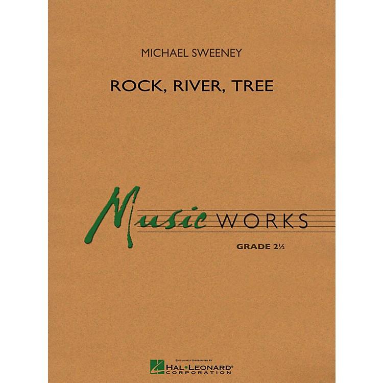 Hal LeonardRock River Tree Concert Band Level 2