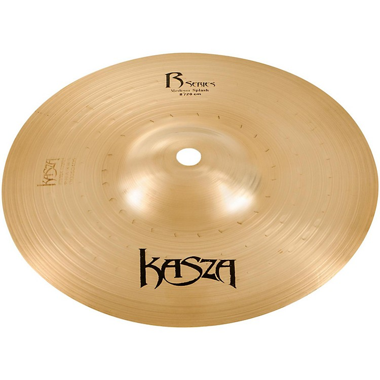 Kasza Cymbals Rock Splash Cymbal 8 in.