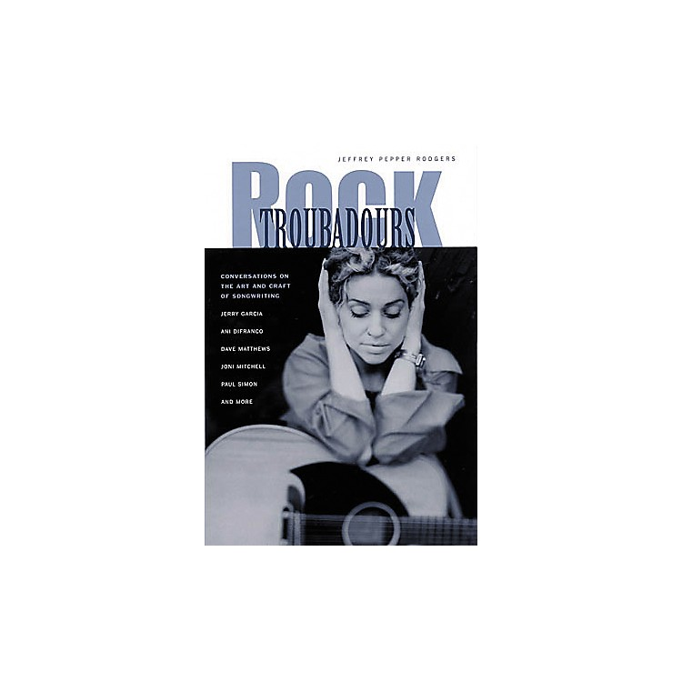 String Letter PublishingRock Troubadours Book
