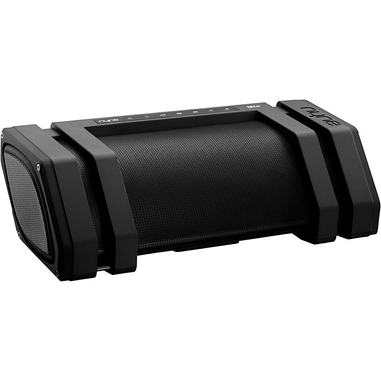 NYNE Rock Wireless Bluetooth Speaker Black