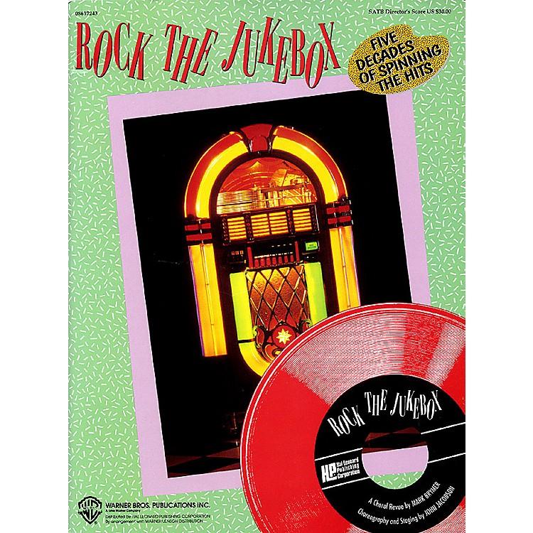 Hal LeonardRock the Jukebox (Feature Medley) 2 Part Singer Arranged by Mark Brymer