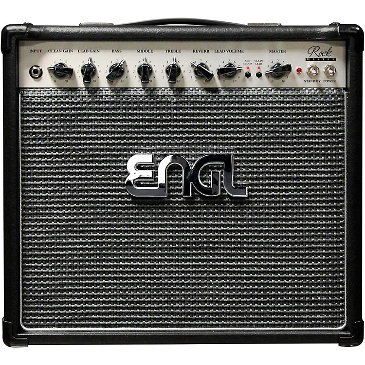 EnglRockMaster 20W 1x10 Tube Guitar Combo Amp with Reverb